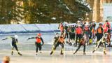 Sächsische Meisterschaften Mehrkampf AK C/D, Chemnitz, 28.-29.1.2017 (Tag 2)